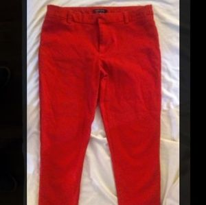 4/$30🌹TOMMY HILFIGER RED CAPRIS